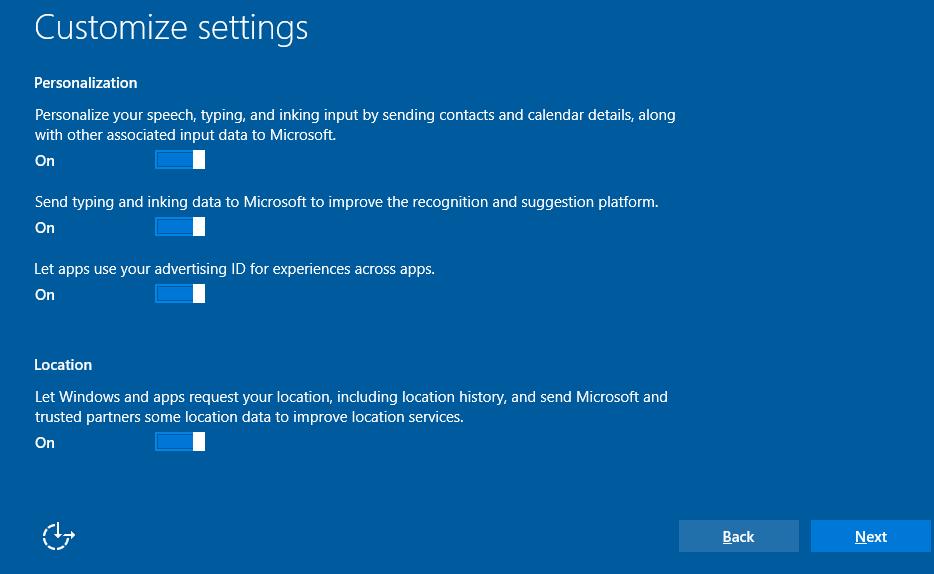 Windows10Privacy