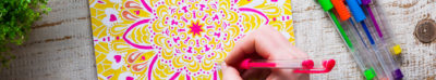 5 Reasons Adult Coloring Books Can Spark Creativity