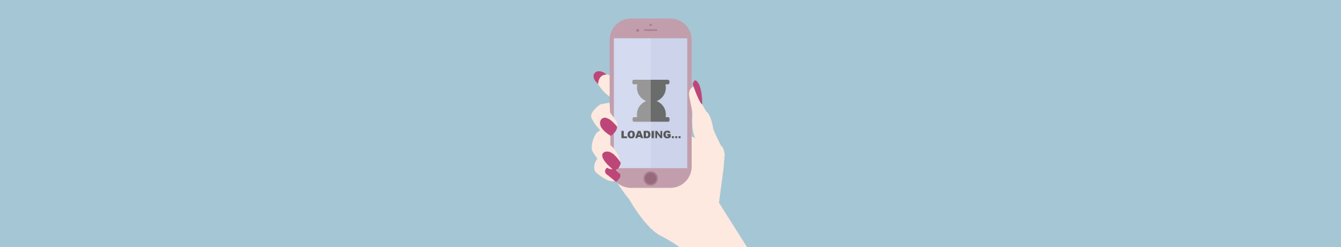 Slow-loading websites, due to poor hosting, can cause visitors to leave, especially on mobile devices.