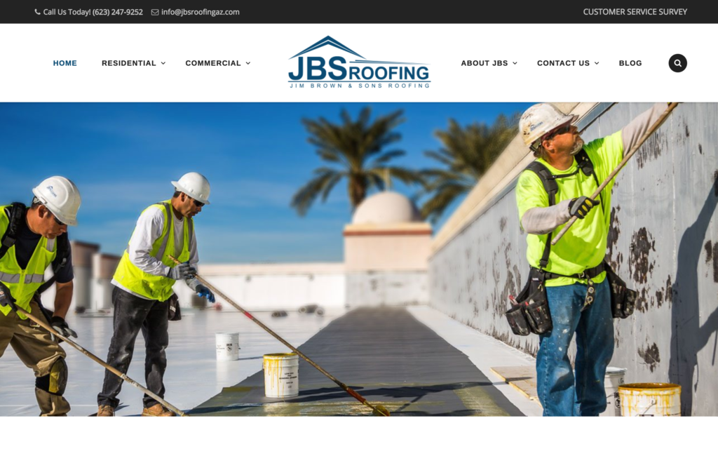 JBS Roofing featured on Elevare roofing blog