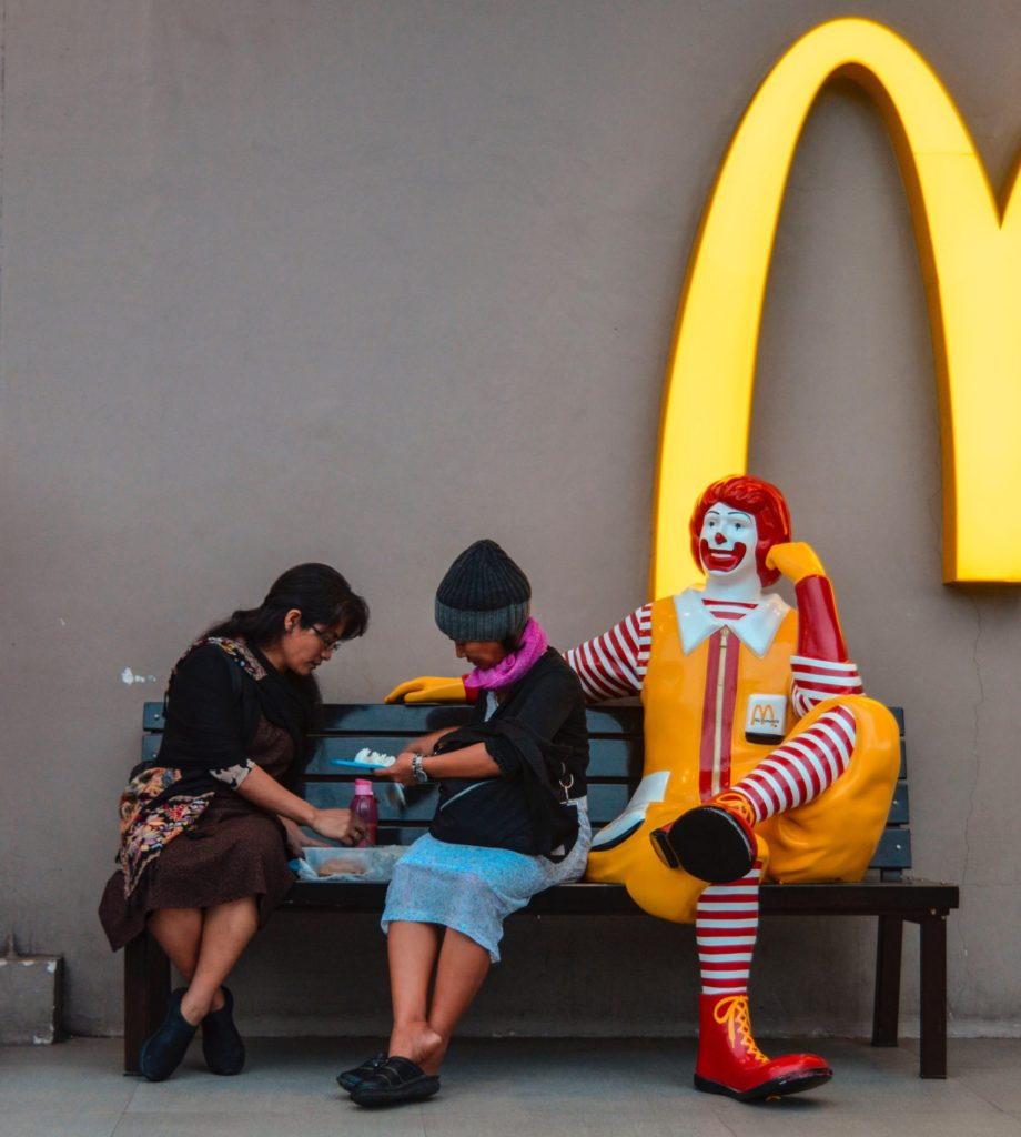 Celebrity collaborations have been a great way for companies like McDonald's to increase their sales among the many challenges brought on by pandemic.